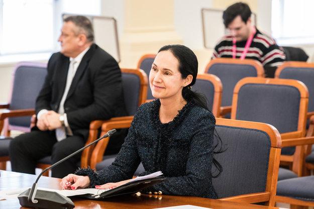 Lucia Kurilovská.