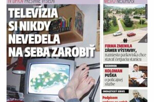 MY Liptovské noviny prinášajú aktuality, publicistiku a šport z regiónu.