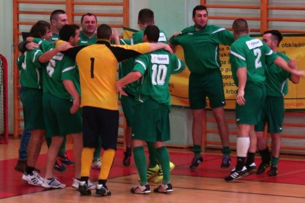 Oravská Jasenica uspela vo finále proti Tvrdošínu z pokutových kopov.