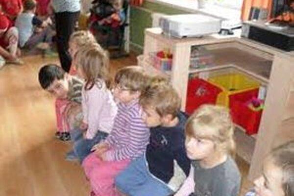 Deti na imatrikulácii dokázali, že si zaslúžia byť žiakmi Základnej školy Belianka v Bielom Potoku.