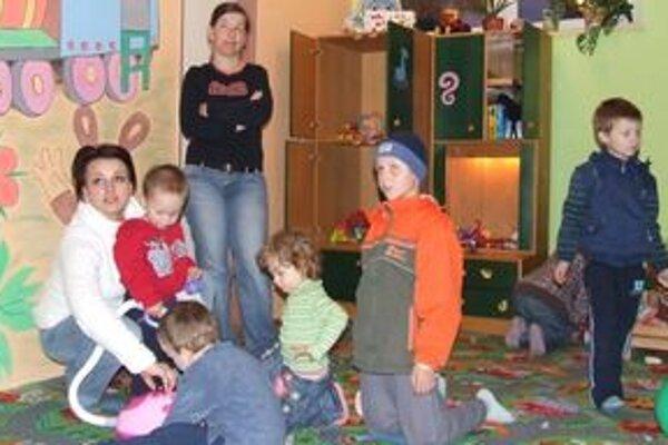 Zdravotné stredisko prerobili na klubové priestory pre deti.