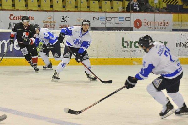 Posledný domáci duel pred play off Martinčania zvládli.