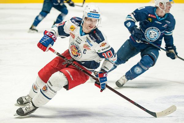 Michal Chovan by mal byť lídrom Zvolenčanov v play off.