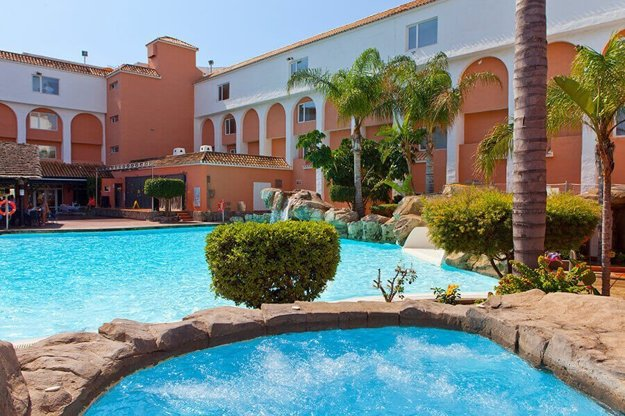 HotelDiverhotel Roquetas 4*