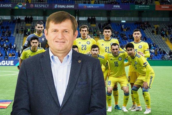 Michal Hipp by sa mal stať asistentom trénera reprezentácie Kazachstanu.