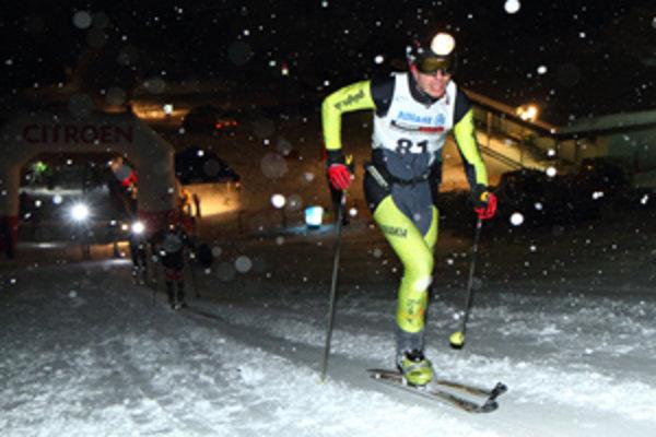 Pavol Čáni na Mountain attack štartoval už štvrtýkrát.