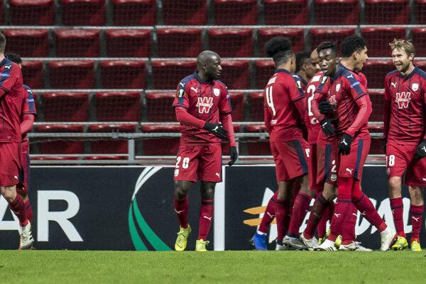 Futbalisti Bordeaux - ilustračná fotografia.