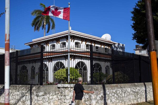 Kanada posilní bezpečnosť svojej diplomatickej misie na Kube.