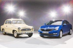 Škoda Octavia má 60 rokov.