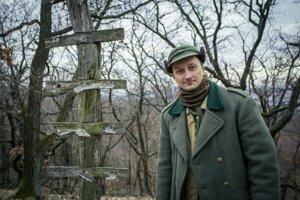 V Trhline si lesníka Samšályho zahral autor románu Jozef Karika