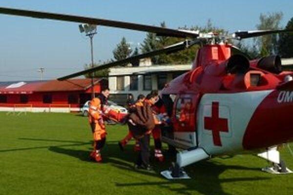 Leteckí a horskí záchranári dnes skoro ráno zasahovali v oblasti Poludnice v Nízkych Tatrách.