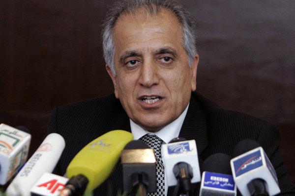 Proces sa urýchlil, odkedy sa v septembri minulého roka stal osobitným vyslancom USA pre zmierenie Zalmay Khalilzad-