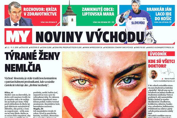 Na Slovensku, podobne ako vokolitých krajinách, trpí násilím približne jedna štvrtina populácie žien. (ZDROJ: REDAKCIA)