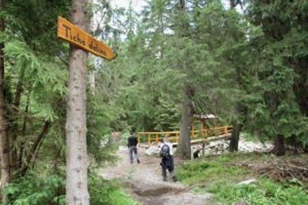 Ochrana prírody tým dostala dôležitejší význam ako obhospodarovanie lesov.