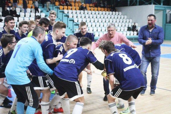 Dorastenci Alekšiniec vyhrali turnaj prvýkrát v histórii.