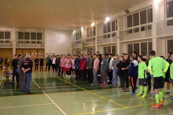 Zimná futsalová liga zožala úspech.