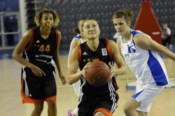 Ruža predbehla Cassoviu Košice v zápase o 82 bodov.