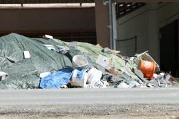 Samosprávy sa čoraz častejšie zaoberajú problémami s odpadom.