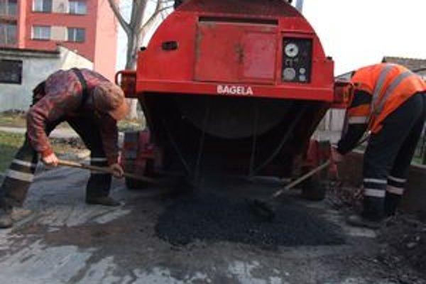 Na Nešporovej ulici nebudú výtlky plátať, ale celú ju zrekonštruujú.
