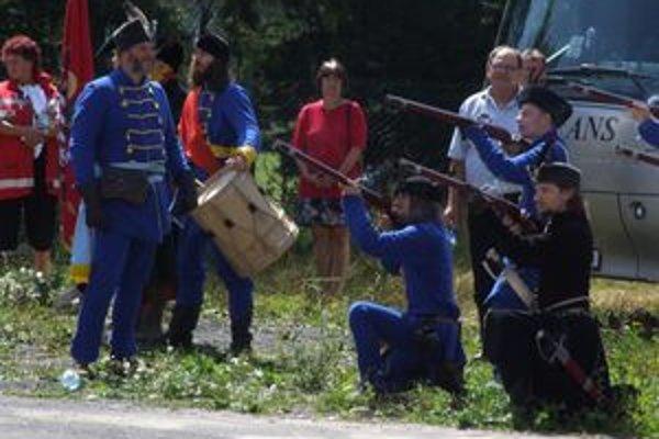 Minulý rok ukážky bojov na podujatí Bitka pri Vavrišove zaujali veľa divákov.