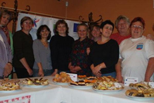 Slovenské a poľské kuchárky navarili špeciality svojej gastronómie.