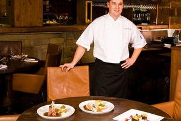 Roman sa snažil do kuchyne luxusného liptovského hotela priniesť to, čo sa vo svete od uznávaných šéfkuchárov naučil.