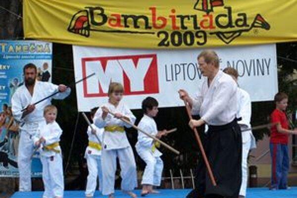 Bambiriáda 2009 v Liptovskom Mikuláši bola prezentáciou liptovských organizácií, ktoré pracujú s deťmi a mládežou.