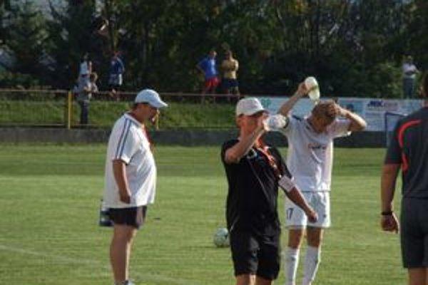 Trénera Romana Bertu mrzia najmä straty na domácom trávniku.