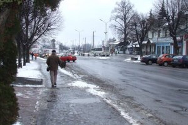 Silvestrovský Liptovský Hrádok, v ktorom do budúceho roka radnica plánuje, okrem iného,  opraviť aj ďalšie chodníky.