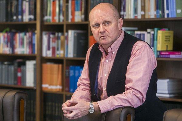 Advokát Roman Kvasnica je právnym zástupcom rodiny zavraždenej Martiny Kušnírovej.