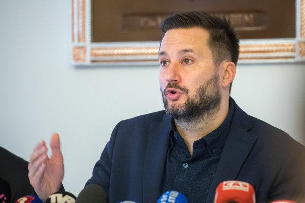 Primátor Bratislavy Matúš Vallo.