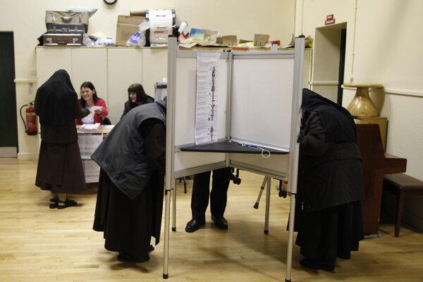 Parlamentné voľby v Írsku.