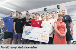 Volejbalový klub Prievidza