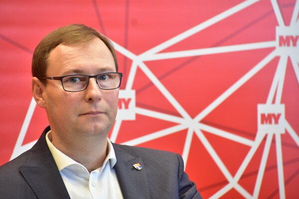 Rektor Trenčianskej univerzity Alexandra Dubčeka v Trenčíne Jozef Habánik