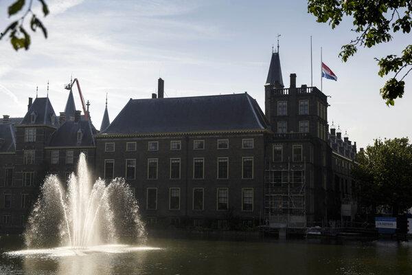 Sídlo holandskej vlády v Haagu.