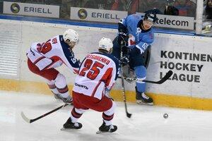 ONLINE  Slovan Bratislava - CSKA Moskva (KHL 2018 2019) - sport.sme.sk 9b74ef36888