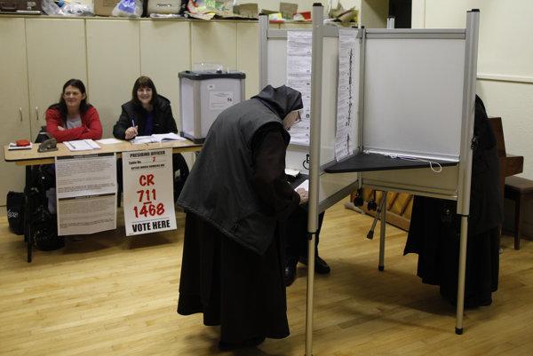 Vzhľadom na komplikovaný írsky volebný systém bude sčítavanie hlasov prebiehať počas sa víkendu.