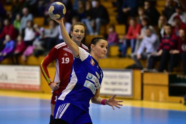 Lívia Klučková potvrdila pozíciu najlepšej strelkyne WHIL.