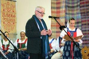 Keramikár a folklorista Rastislav Haroník si spomínal na svojho priateľa a spolupracovníka Jozefa Strečanského.