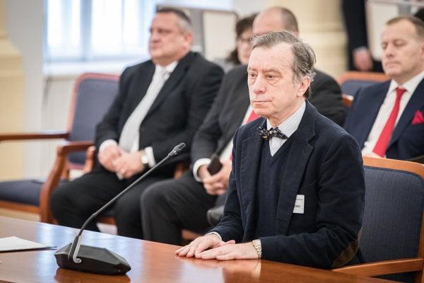 Ján Drgonec.