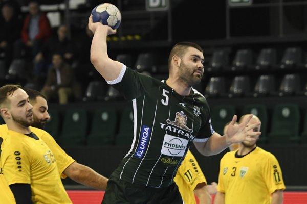 Ognjen Djerič zaťažil konto Izvidaču tromi gólmi.