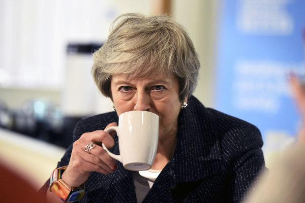 Theresa Mayová stále verí, že sa jej podarí v Bruseli vyrokovať dohodu.