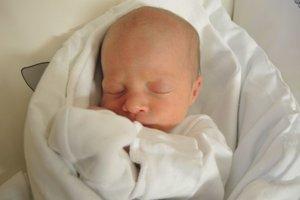 Magdaléna Ondrisová (2040 g, 43 cm)  sa narodila 2. februára Tatiane a Jánovi z Drietomy.