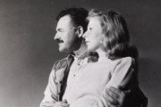 Martha Gellhornová a Ernest Hemingway