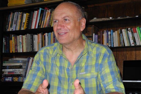 Dušan Benický - ilustračná fotografia.