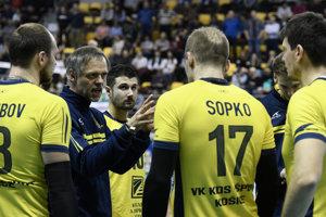 Richard Vlkolinský priviedol Košice cez víkend k triumfu v Slovenskom pohári.