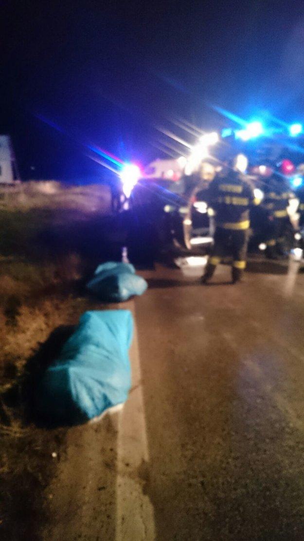 Dvaja mladíci zomreli na mieste nehody.