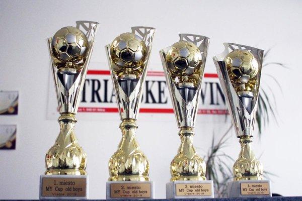 V sobotu budú ocenené štyri najlepšie kolektívy a tri hráčske individuality.