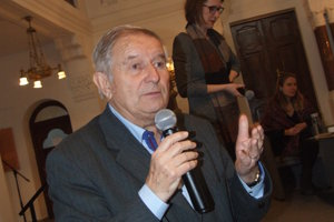 Vladimír Libant bol primátorom aj hlavným architektom Nitry.