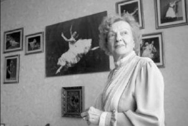 Galina Basová (1926-2016)